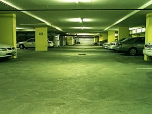 The rising cost of car parking land